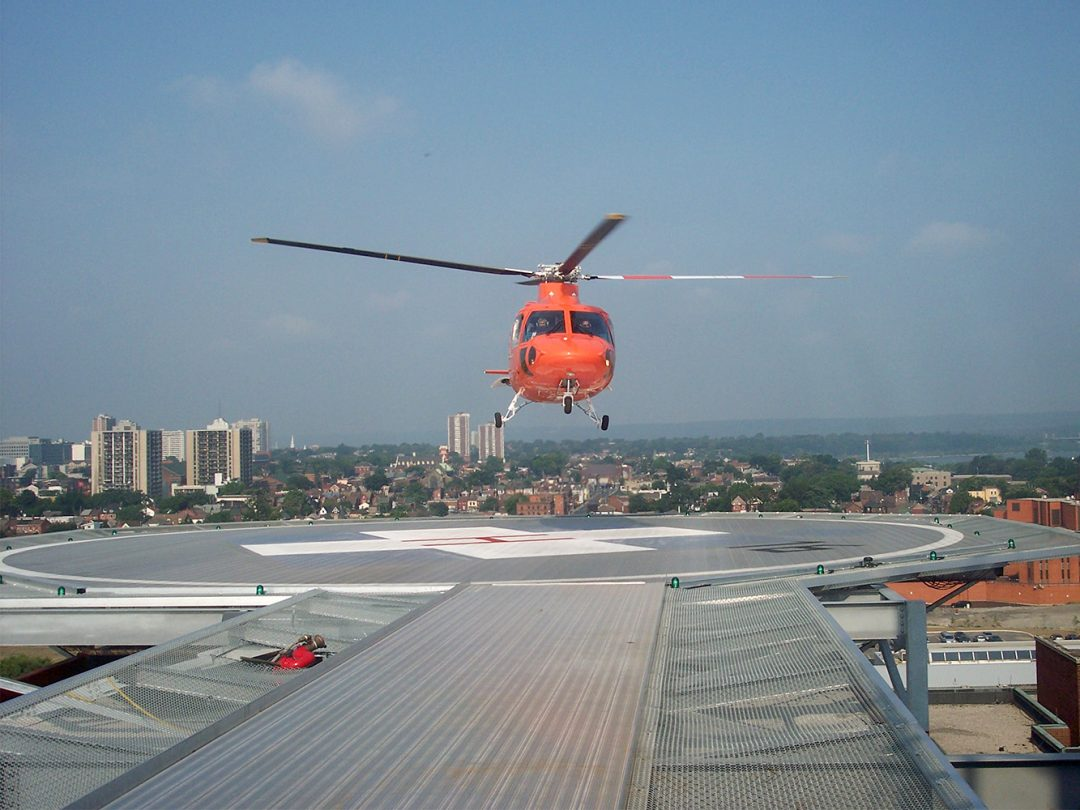 HHSC-Heliport Relocation