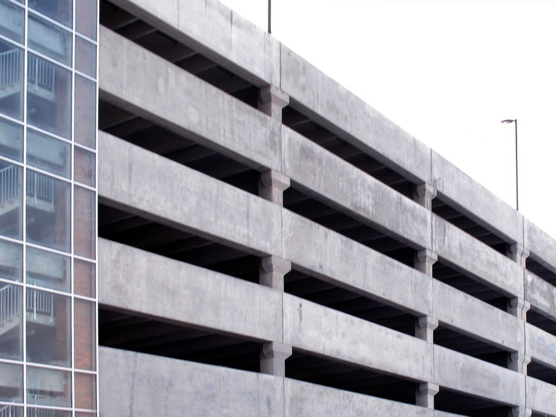Queensway Carlton Hospital Parking Garage