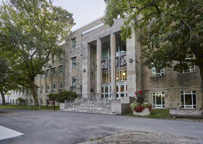 McMaster University Burke Science