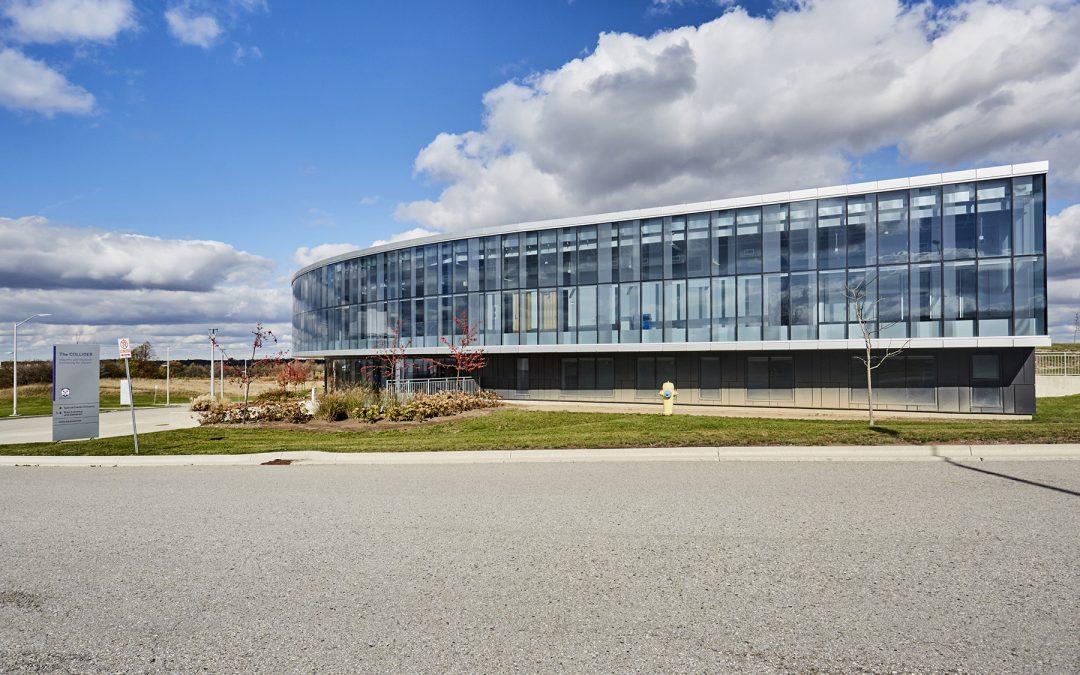 University of Western Ontario Collider Centre