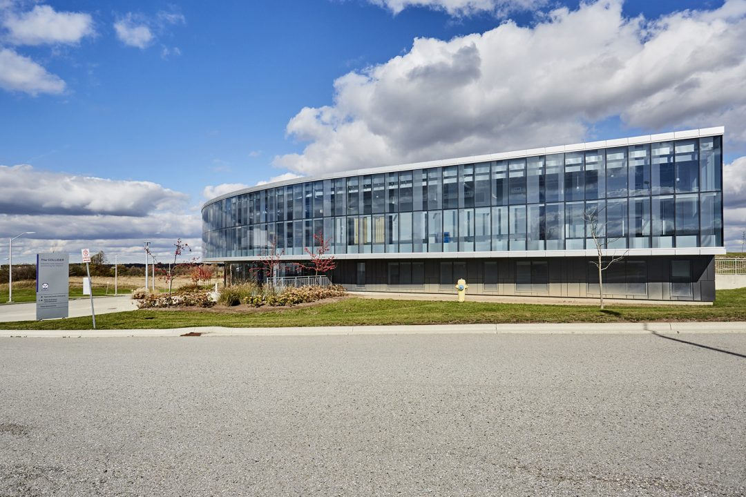 University of Western Ontario Collider Centre