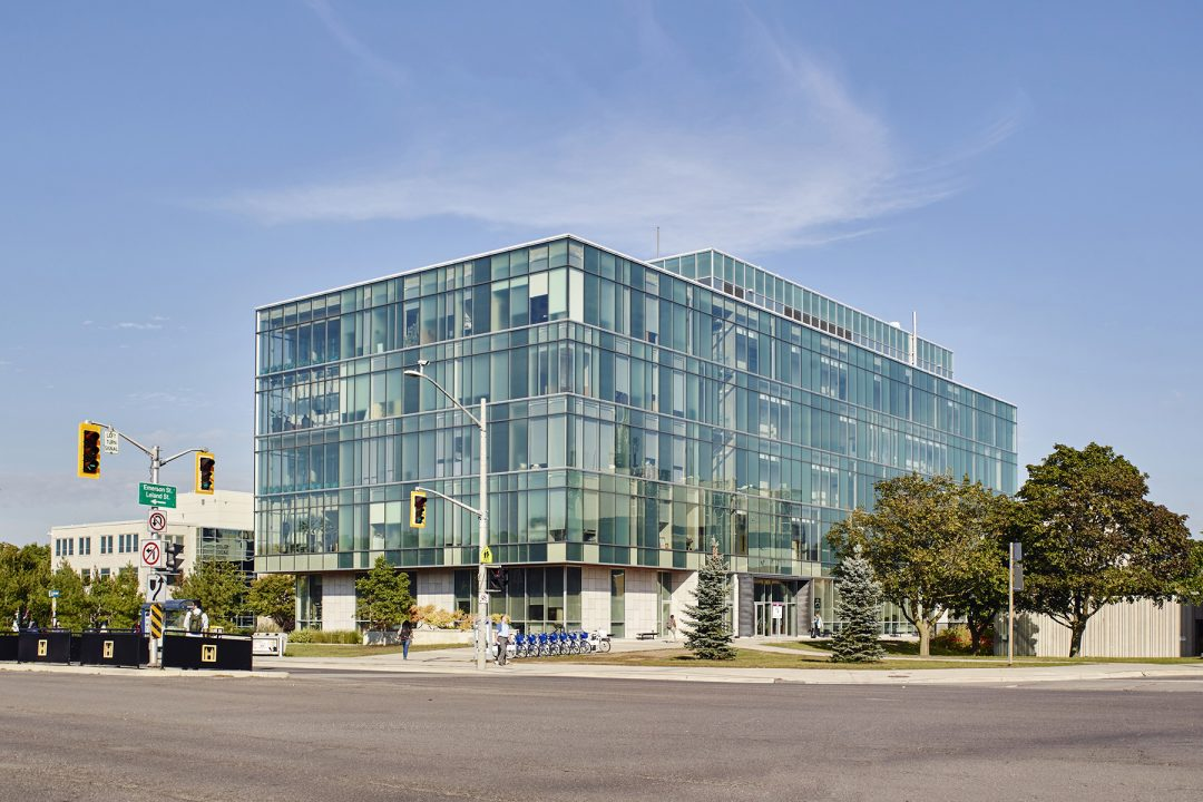 McMaster University Engineering Technology Building