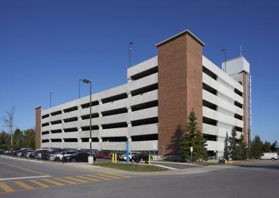 Queensway Carlton Hospital Parking Garage